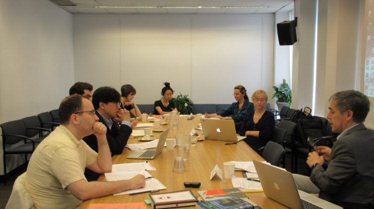 The Asia Foundation and Cold War Culture Workshop
