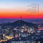 CKR Newsletter 2017-18