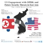 "March 27, 2019: 116th Korea Forum: ""US Engagement with DPRK and Future Security Threats in East Asia"""